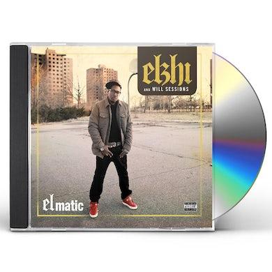 Elzhi ELMATIC CD