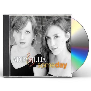 Addy SOMEDAY CD