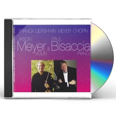 Jason Meyer FRANCK GERSHWIN MEYER CHOPIN CD