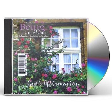 Christian Relaxation & Meditation On Scripture GOD'S AFFIRMATION CD