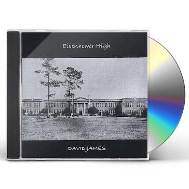 David James EISENHOWER HIGH CD