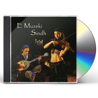 E Muzeki SINDH CD