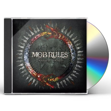 Mob Rules CANNIBAL NATION CD