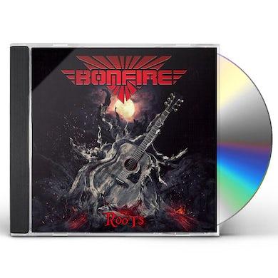 Bonfire Roots CD