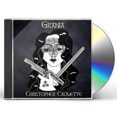 Christopher Caouette GRANIA CD