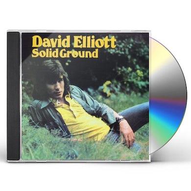 David Elliott SOLID GROUND CD