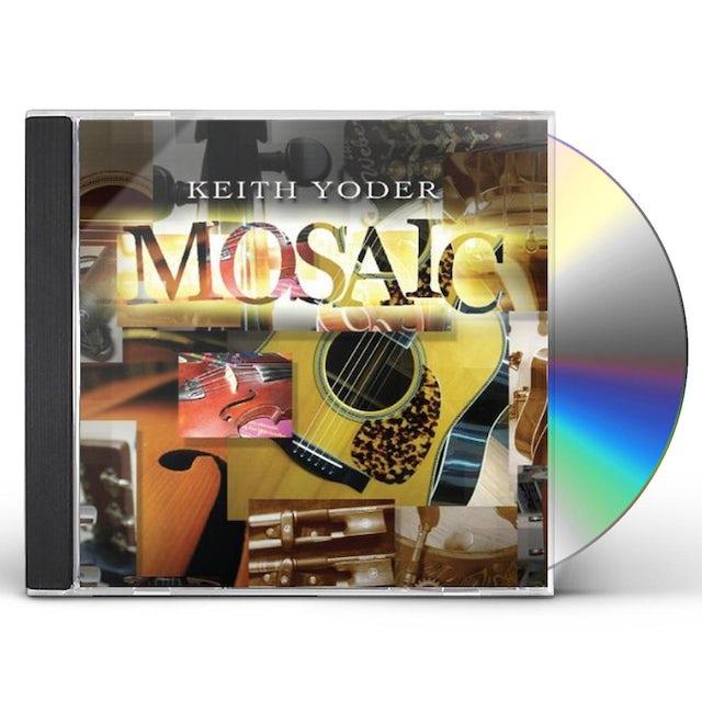 Keith Yoder MOSAIC CD
