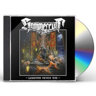 Hammercult LEGENDS NEVER DIE CD