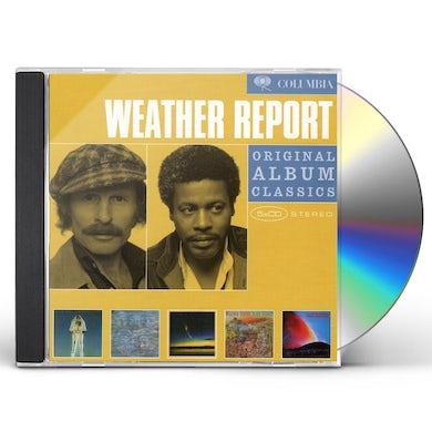 Weather Report ORIGINAL ALBUM CLASSICS CD