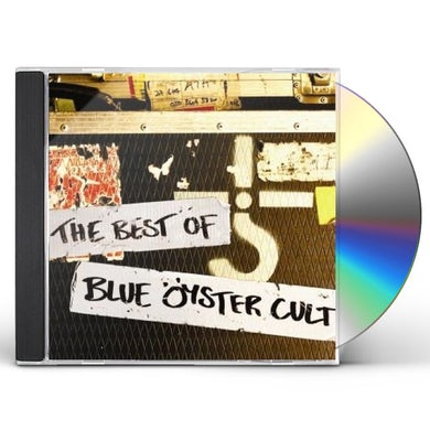 Blue Oyster Cult BEST OF CD