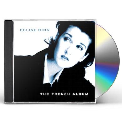 Celine Dion FRENCH ALBUM CD
