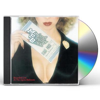 Michael Stanley Stagepass CD