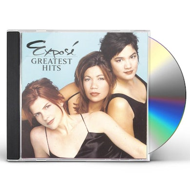 Expose GREATEST HITS CD