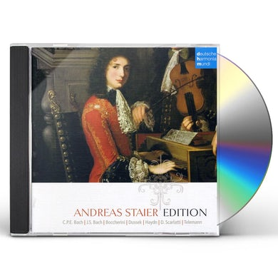 ANDREAS STAIER EDITION CD