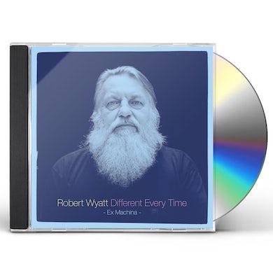 Robert Wyatt DIFFERENT EVERY TIME CD