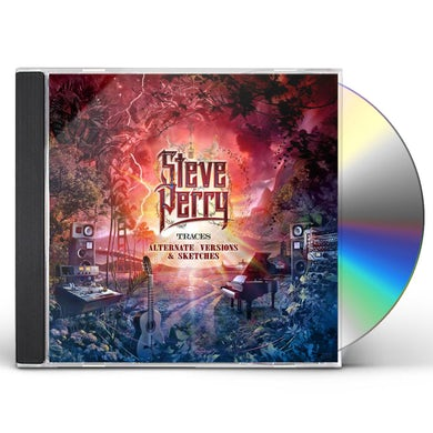 Steve Perry  TRACES: ALTERNATE VERSIONS & SKETCHES CD