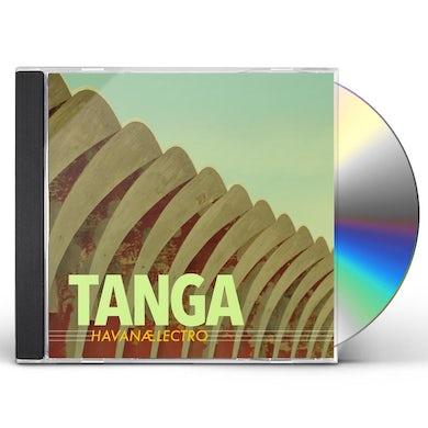 Tanga HAVANAELECTRO CD
