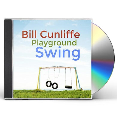 Bill Cunliffe PLAYGROUND SWING CD