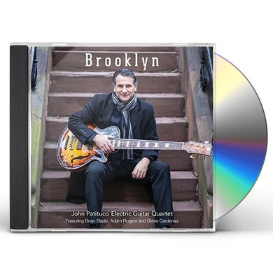 John Patitucci BROOKLYN CD