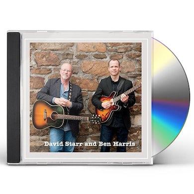David Starr BEN HARRIS CD
