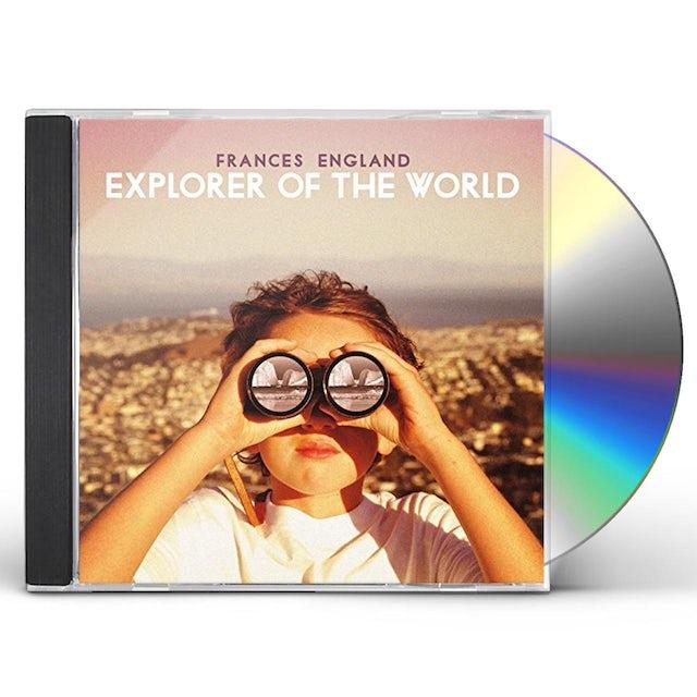 Frances England EXPLORER OF THE WORLD CD