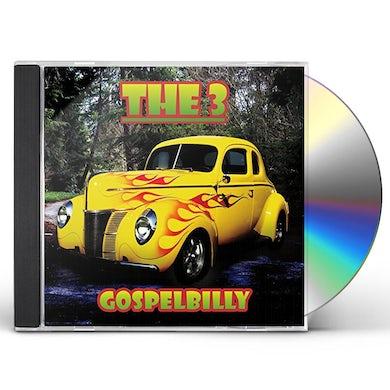 3 GOSPELBILLY CD