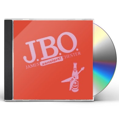 J.B.O. LAUT! CD