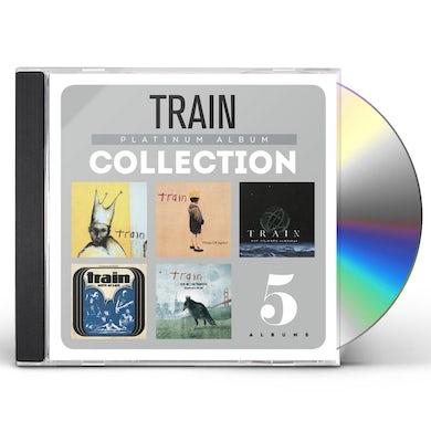 Train PLATINUM ALBUM COLLECTION CD