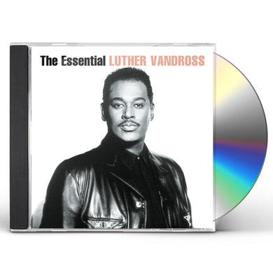 ESSENTIAL LUTHER VANDROSS CD