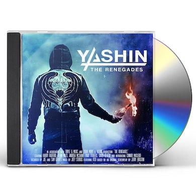 Yashin RENEGADES CD