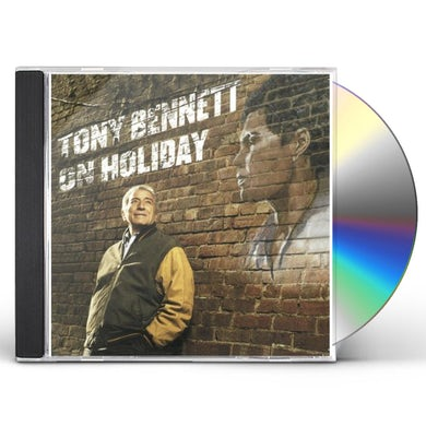 TONY BENNETT ON HOLIDAY CD