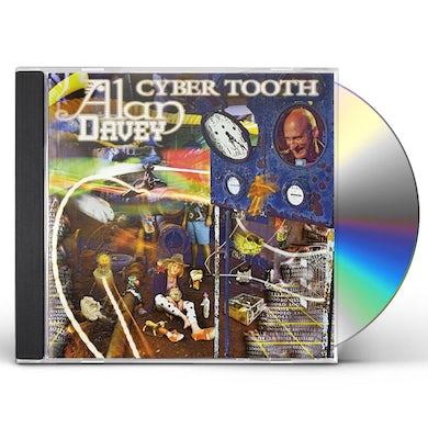 Alan Davey CYBER TOOTH CD