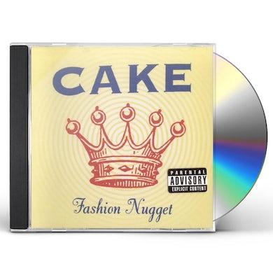 Cake FASHION NUGGET (GOLD SERIES) CD