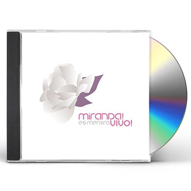 ES MENTIRA VIVO CD