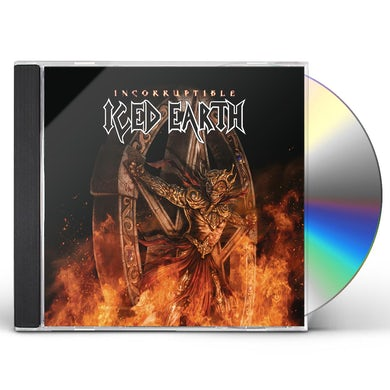 Iced Earth INCORRUPTIBLE CD