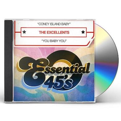 Excellents CONEY ISLAND BABY CD
