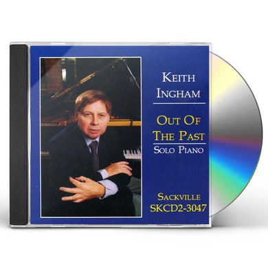 Keith Ingham OUT OF THE PAST CD