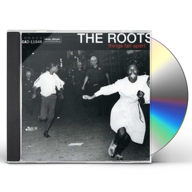The Roots THINGS FALL APART CD