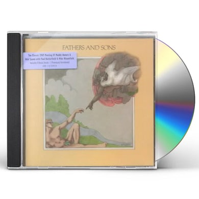 Muddy Waters FATHERS & SONS CD