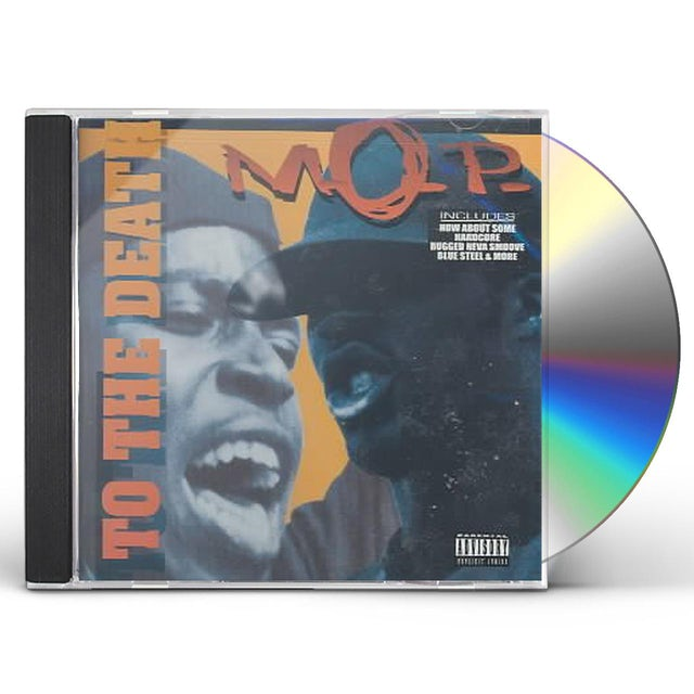 Mop TO THE DEATH CD