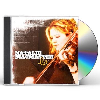 Natalie MacMaster LIVE CD