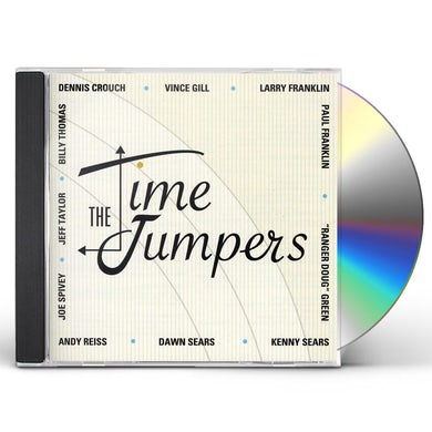 TIME JUMPERS CD
