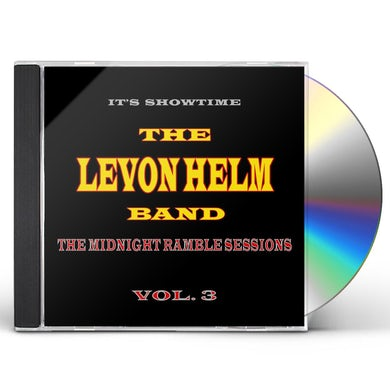Levon Helm MIDNIGHT RAMBLE SESSIONS 3 CD