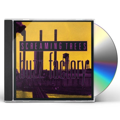 Screaming Trees BUZZ FACTORY CD