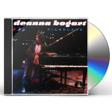Deanna Bogart PIANOLAND CD