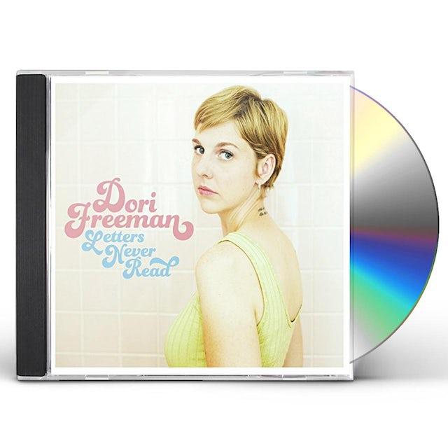 Dori Freeman LETTERS NEVER READ CD