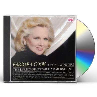 Barbara Cook OSCAR WINNERS CD