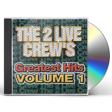 2 Live Crew GREATEST HITS 1 CD