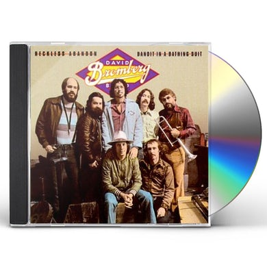 David Bromberg RECKLESS ABANDON / BANDIT IN A BATHING SUIT CD
