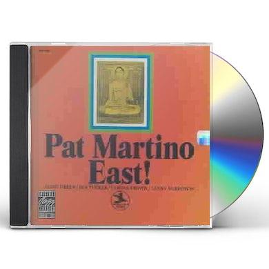 Pat Martino EAST CD